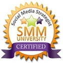 SMM University Certified Social Media Strategist